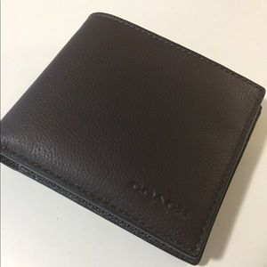 Men's wallet — Coach